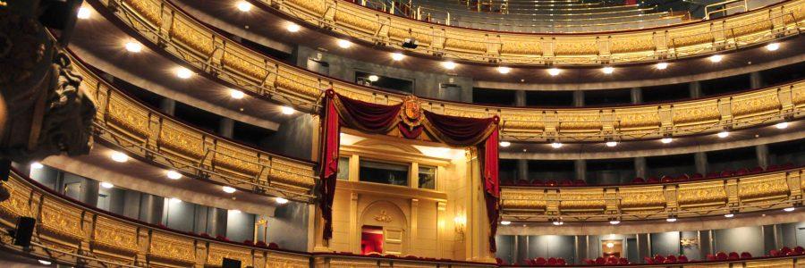 Teatro Real: un espacio con sonido propio